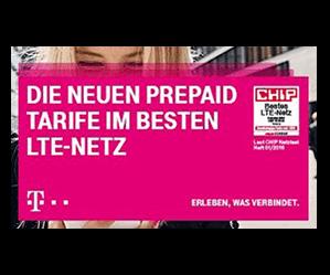 Telekom Prepaid SIM-Karte: MagentaMobil Start
