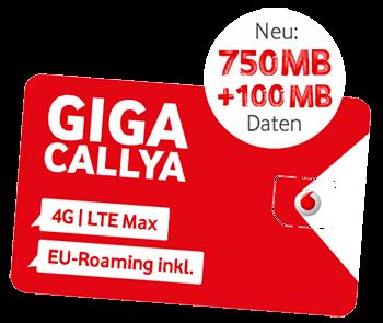 Vodafone CallYa Neu