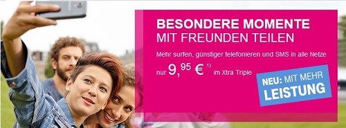 T-Mobile Xtra Triple