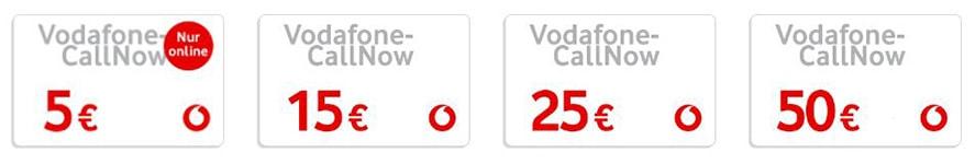 Vodafone CallNow