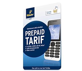 Tchibo Mobil 9 Cent Prepaid Tarif