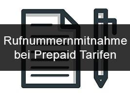 Rufnummernmitnahme bei Prepaid Tarifen: Das musst Du alles wissen