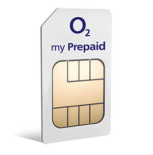 o2 Prepaid Karte